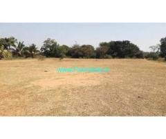 1.23 Acres Agricultural  Land For Sale near Nanjangud towards Ooty Road
