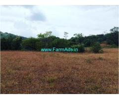 28 Acres Cardamom Estate with Plain Land Sale at Sakleshpur