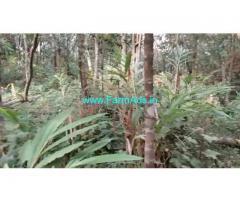 28 Acres Cardamom Estate with Plain Land Sale at Sakleshpur