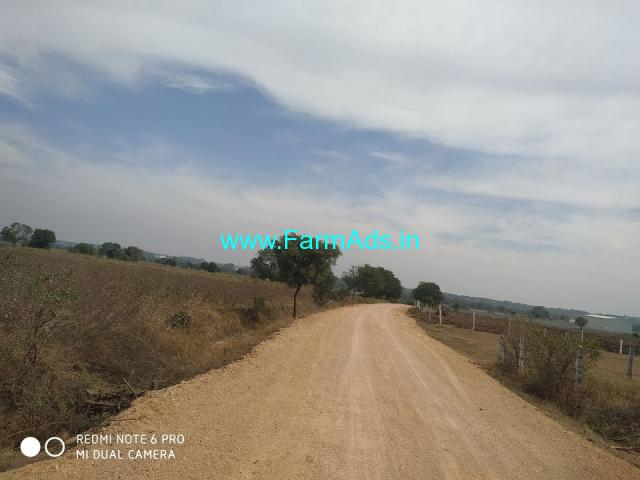 10 Acres agriculture Land for Sale Chevella, Shankarpally Road