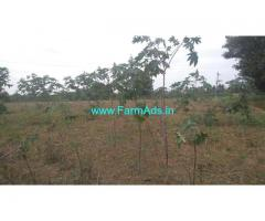1 Acre 10 Gunta Agriculture Land for sale at Sathanur
