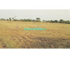 10 Acres Farm Land for Sale 18km after Hiriyur