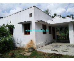 10 cent road based Land with 1 RCC building for Sale near Pollachi