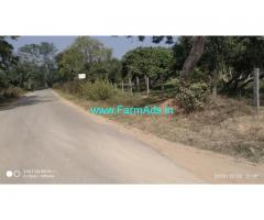 1.12 acre Mango Farm Land for Sale 11 kms from Ramanagara