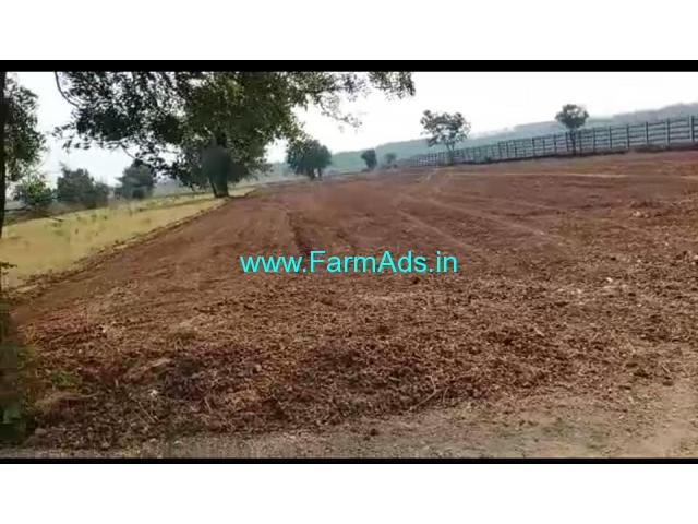 33 Guntas farm land for sale at Chevella