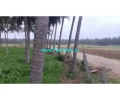 26 Gunta Farm Land For Sale In Channapattana