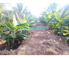 8 Acres Farm Land for Sale 150 km from Bangalore towards Pune