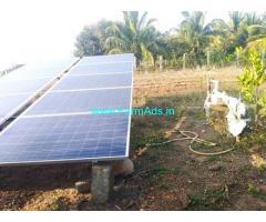 8 Acres Farm Land for Sale 150 km from Bangalore towards Pune