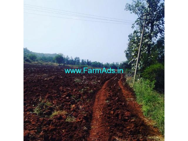 8 Acres Agriculture land for sale in Chikmagalur,Kadur Highway