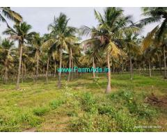 12 acres of farm land for sale Ayartharmam near Sathuragiri hills