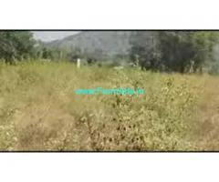1 Acre 10 Gunta Farm Land For Sale near Malavalli, NH 209 Highway