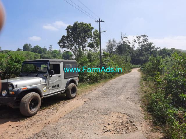 30 Cent with old house for sale at Vagamon