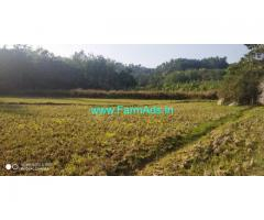 2 Acres Coconut Farm Sale Near By Govindapuram Trissur Road