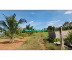 4 Acres 20 Gunta Farm Land For Sale In Dyavapatna