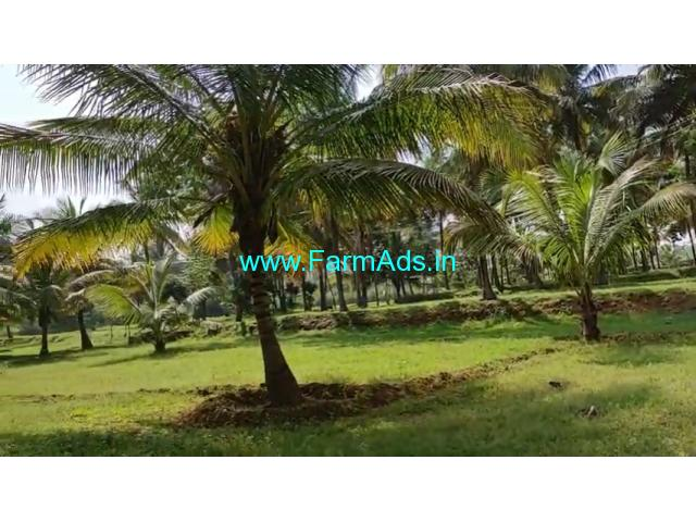 3 Acre Farm Land for Sale Near Kanakapura Road,90 km from Bangalore