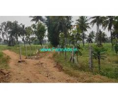 5 Acre Farm Land for Sale Near Kanakapura Road,95km from Bangalore