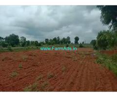 14 Acre plain Agriculture land for Sale near Kanakapura