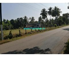 18 Cents Land for Sale near Karkala