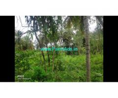 3.5 Acre Farm Land for Sale Near Talakadu