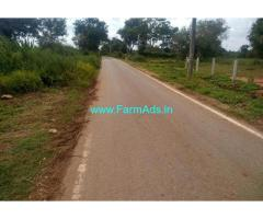 12 Acre Farm Land for Sale in Bogadi Gaddige Route