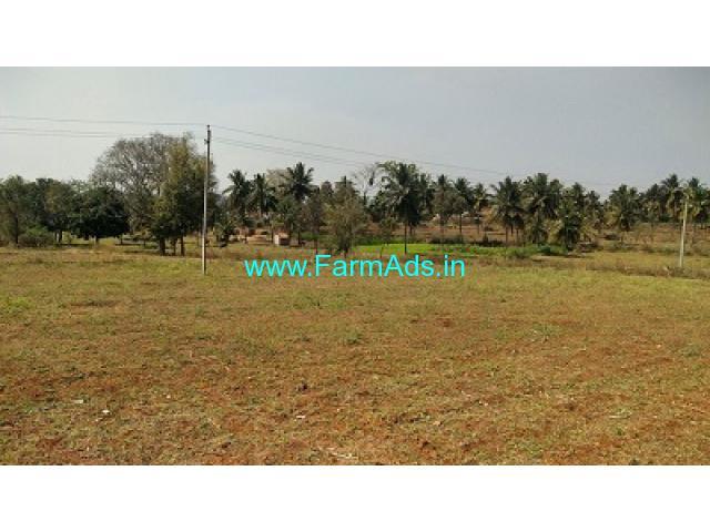 3 Acre Plain land sale for Sale near Kanakapura,70km from Bangalore