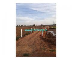 1.14 guntas land for sale  near to Karimnagar highway