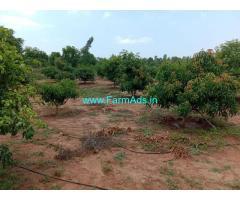 27 acres Farm Land for Sale near Nidaghatta near SH17