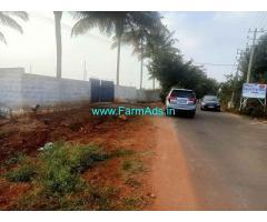 8 Acres land for sale near Rajankunte