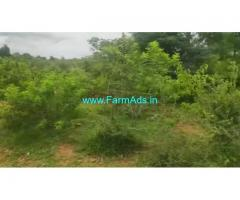 2 Acre Farm Land for Sale Near Hanur