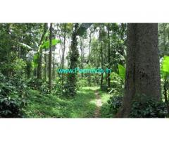 130 Acres Coffee estate sale in Kodaikanal