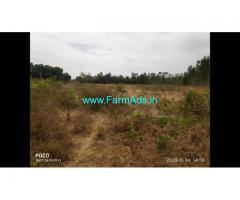 4 Acre Farm Land for Sale Near Malavalli