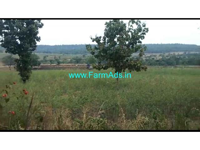 120 Acres Agriculture land for sale at Tandur