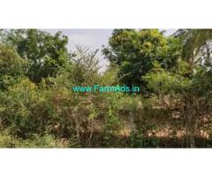 13.7 Acres Farm Land For Sale In Melmaruvathur NH45