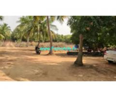 13.7 Acres Farm Land For Sale In Melmaruvathur NH45