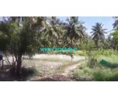 4 Acre Farm Land for Sale Near Kollegal