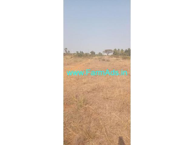 40 Acres Land for Sale in Bidraguppu
