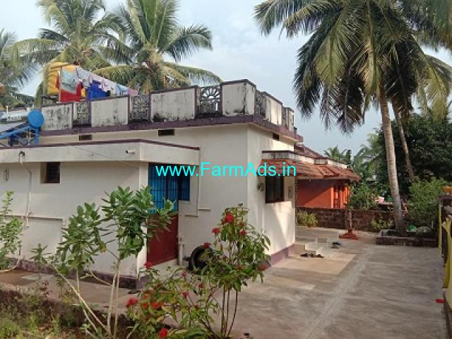 House in 2 Cents Land for Sale in Vamanjoor