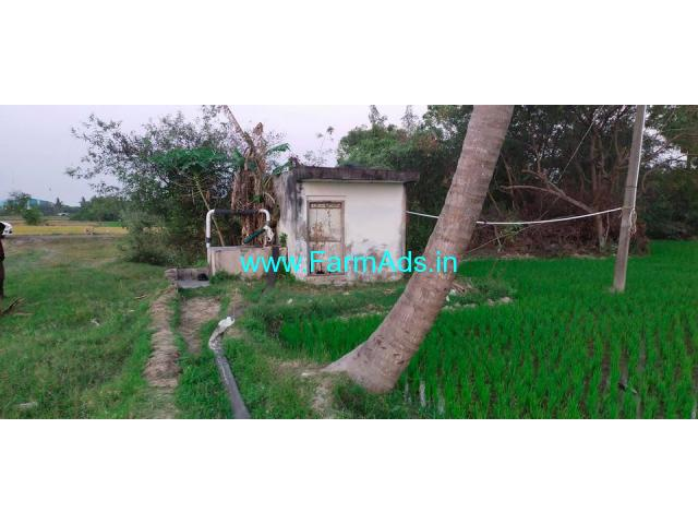 1.5 Acres Farm land for Sale in Mullipakkam,Thiruporur to Chengalpattu Road