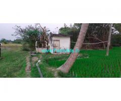 1.5 Acres Farm land for Sale in Mullipakkam,Thiruporur to Chengalpattu Road