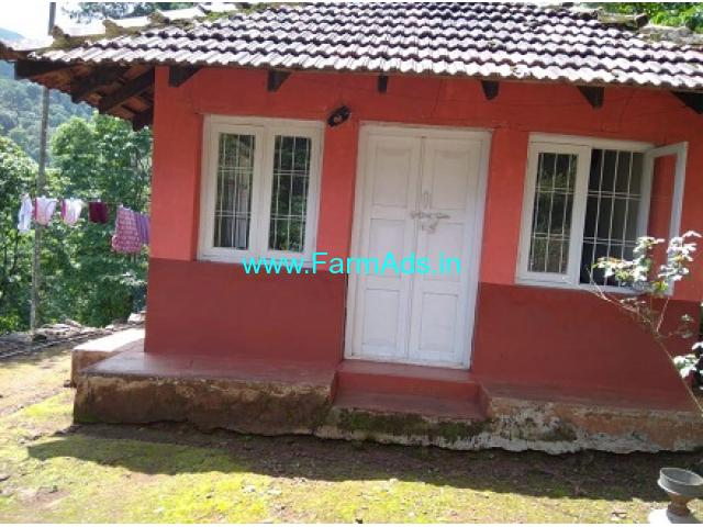 18 Acres of well maintained Robusta Estate Sale Chikmagalur