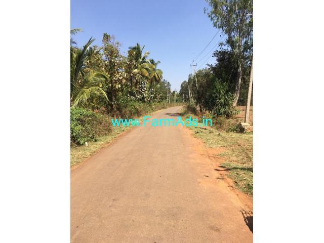2 Acres 22 guntas farm land for sale in Nelamangala