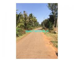 2 Acres 22 guntas farm land for sale in Nelamangala