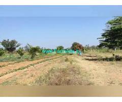 8.5 Acre Farm Land for Sale Near Malavalli