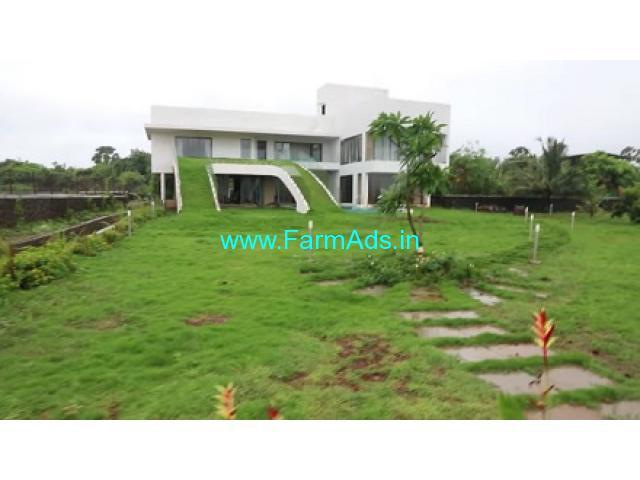 1 Acre Farm House Sale In Alibaug