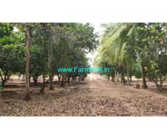 13.5 Acres Farm Land Sale in Melmaruvathur
