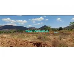 10 Acres Farm Land  For Sale In Kollegal