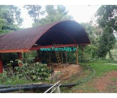 17 Acre coffee estate for sale in Mudigere