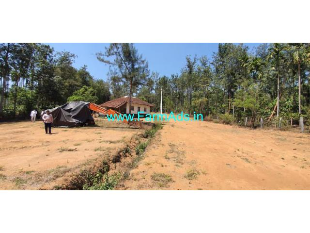 8 acres 65 cents  for sale in Virajpet