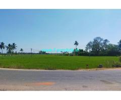 2 Acres Farm Land for sale near Thakkolam Junction