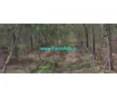 8 Acres Farm Land For Sale In Z P Road,Nagarjun Sagar Highway